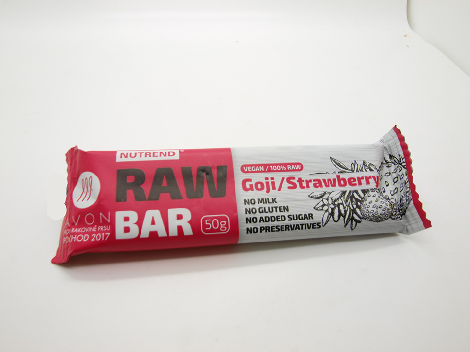 Raw Bar (goji+jahoda) 50g