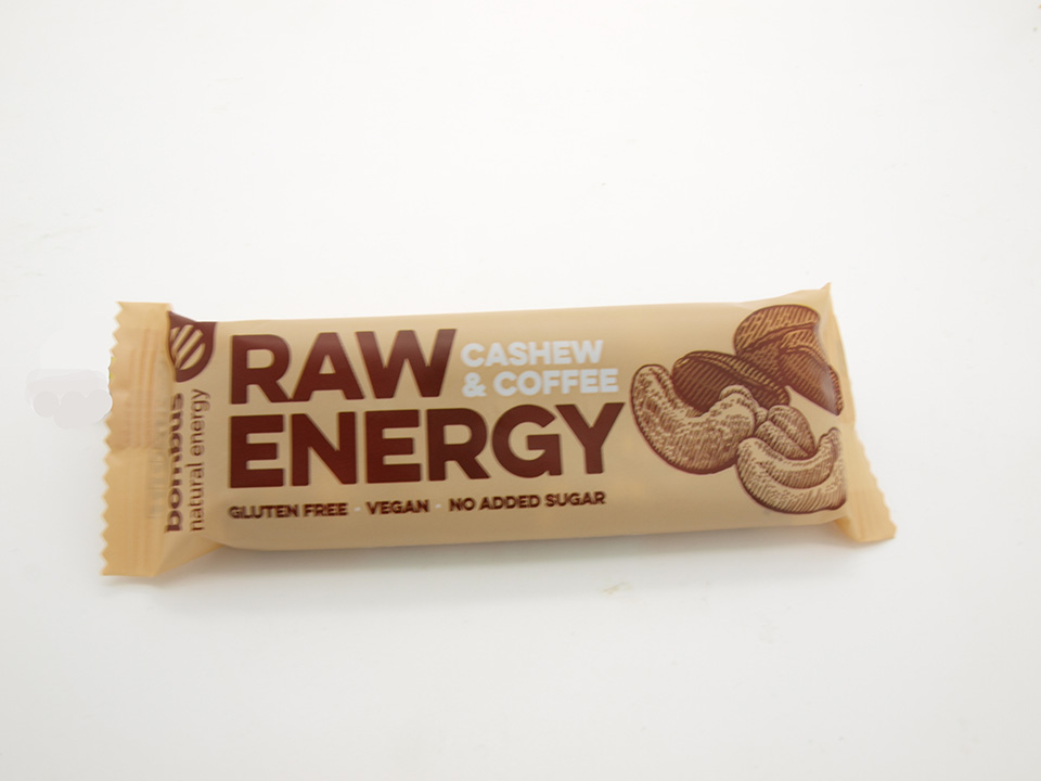Raw energy (kešu+káva)